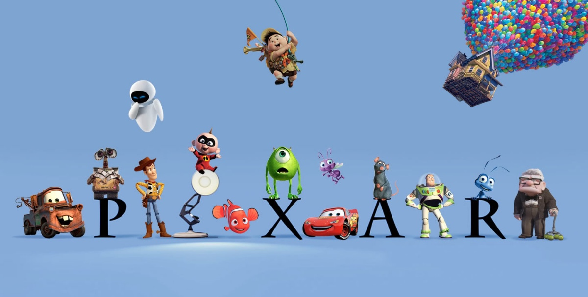 22 Rules of storytelling from Pixar
