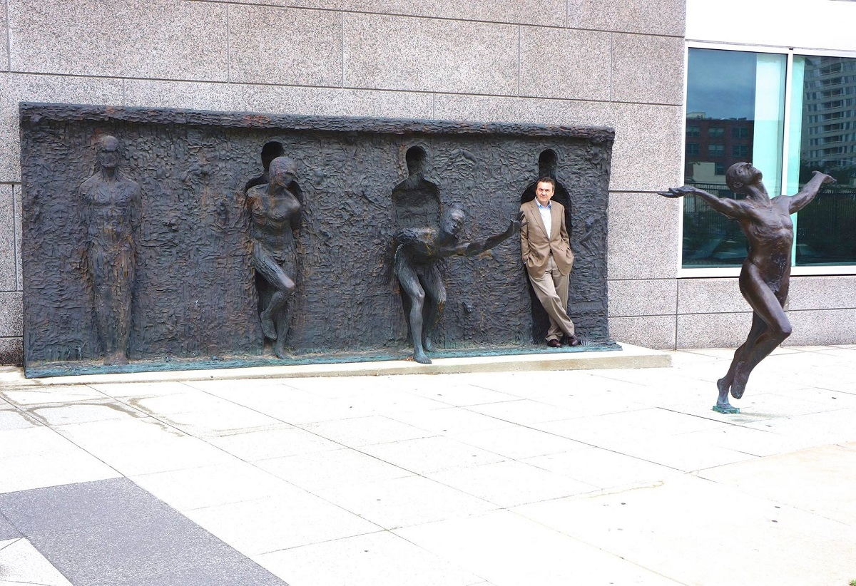 Sculptures of Freedom