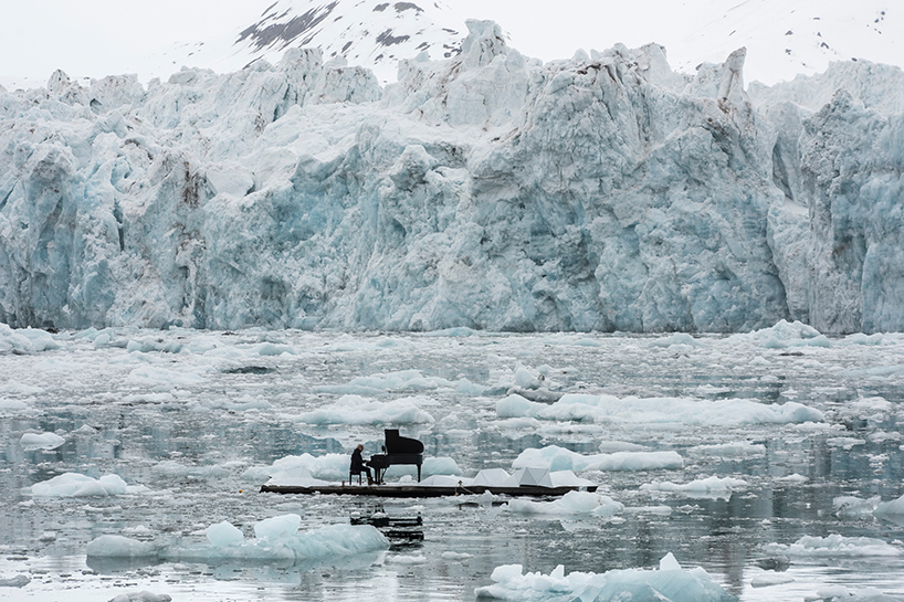 A message for Arctic protection through music
