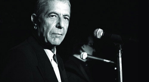 So long, Marianne: Leonard Cohen writes to muse just before her death