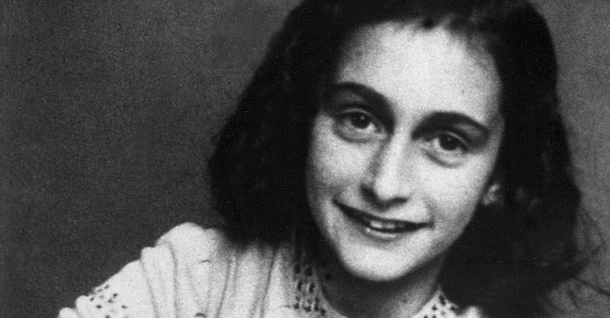 The story of Anne Frank's diary