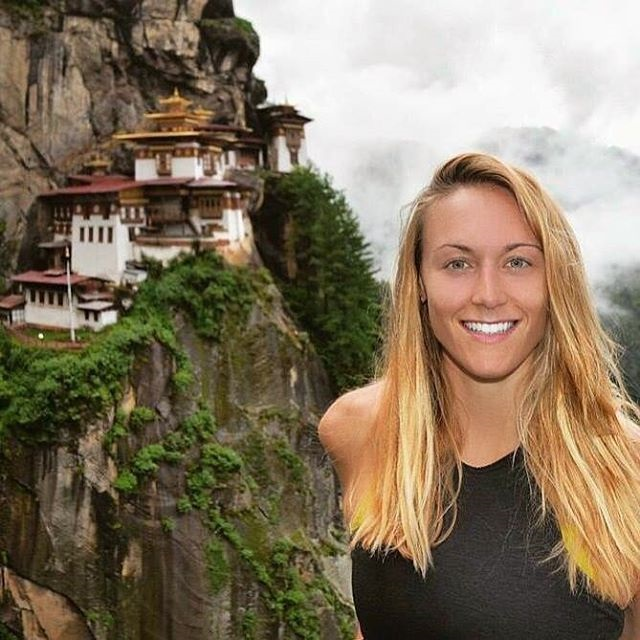 The story of a 27 year old woman who visited every country on Earth