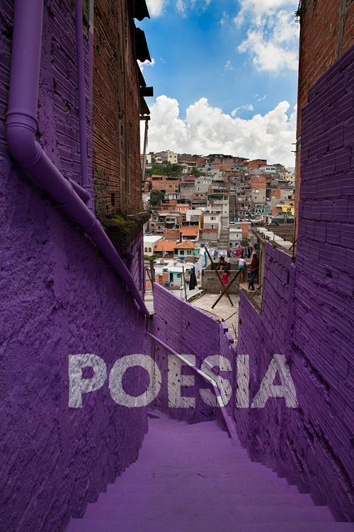Magic and Poetry in a favela