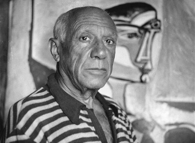 Ten thoughts of Pablo Picasso