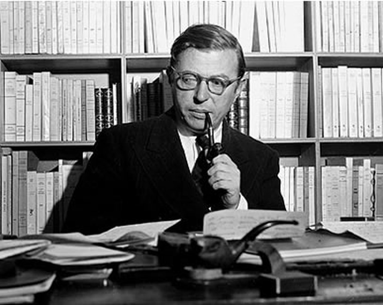 Ten thoughts of Jean-Paul Sartre on the meaning of Life