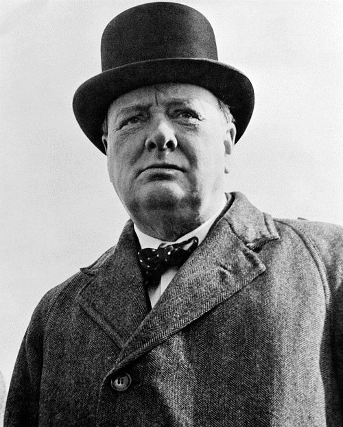 17 thoughts of Winston Churchill