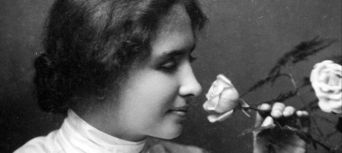 Helen Keller, a true story about willpower