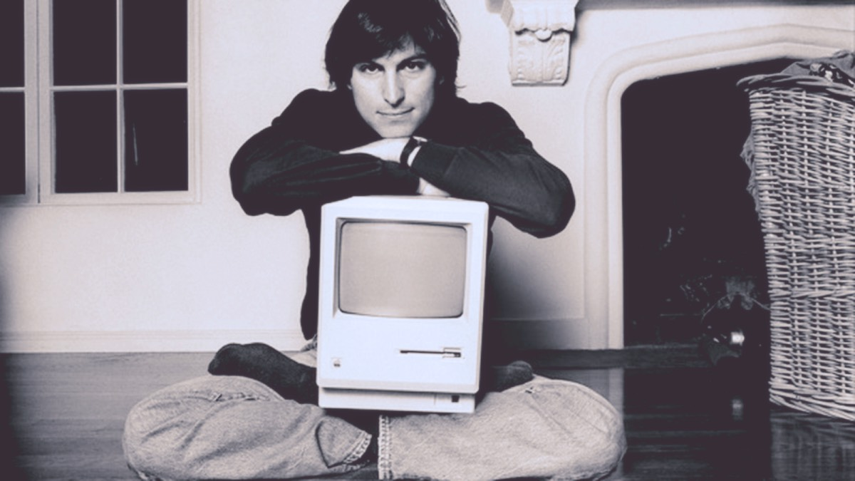 15 moments of Steve Jobs